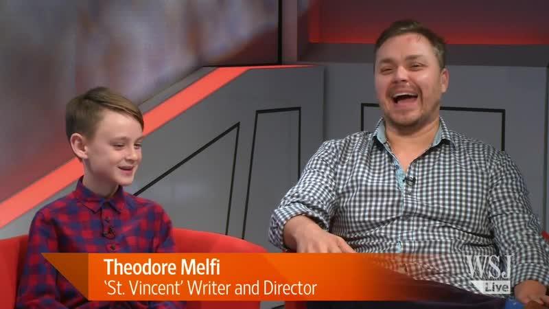 2014 Интервью Джейдена в рамках промоушена фильма Святой Винсент