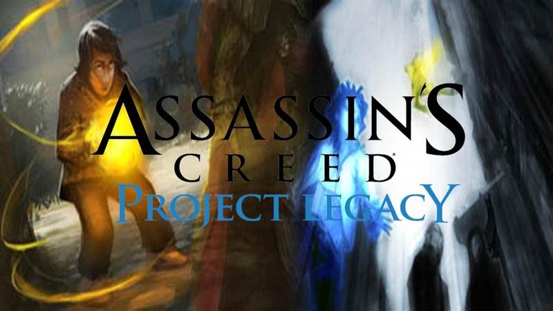 Assassin's Creed Проект Наследие Рим Джованни Борджиа Часть 1