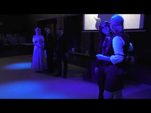 Тит Андроник спектакль по мотивам пьесы У Шекспира театр Imperium Theater НГОНБ