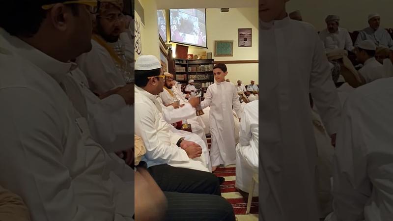 Sufi Chanting Jeddah Saudi Arabia