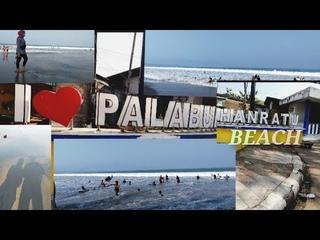PALABUHAN RATU BEACH IN SUKABUMI WEST JAVA    NYI RORO KIDUL