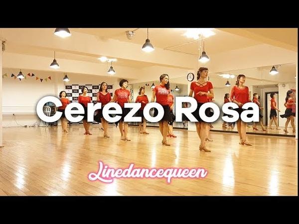 Cerezo Rosa Line Dance mprover Sally Hung Demo Count