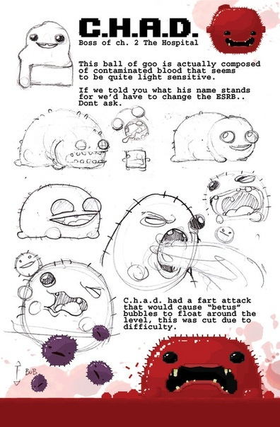 Послесловие Super Meat Boy, изображение №6