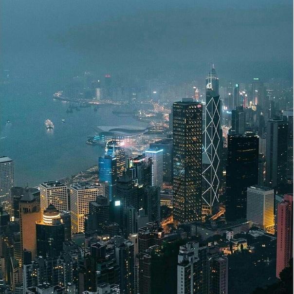 Авиабилеты в Гонконг от 20500 туда-обратно из Москвы