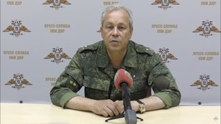 Брифинг официального представителя Управления Народной милиции ДНР на