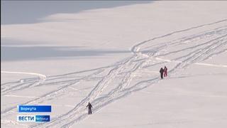 В Воркуте прошла «Арктическая лыжня»