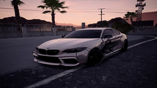 BMW M2 в Need For Speed - Payback