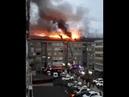 Пожар в Жилом Доме.Дербент