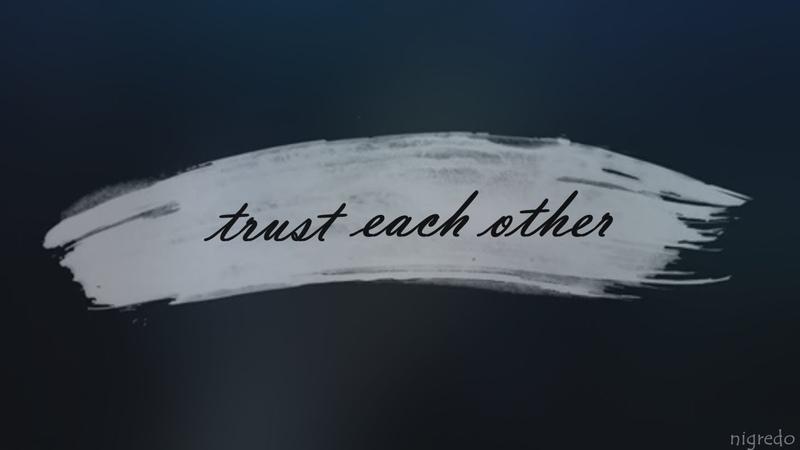 Trust Each Other Soukoku BSD