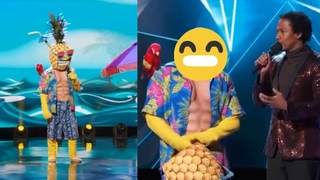 The Masked Singer - The Pienapple Performances and Reveal 🍍