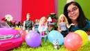 Barbie ailesi ile seçkin bölümler. Barbie, Steffie ve Ken ile eğlenceli videoları izle!