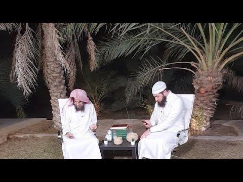 Ответы на вопросы сестер Прямой Эфир С Шейхом Халидом Аль Фулейджем
