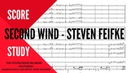 Second Wind Comp. and Arr. by Steven Feifke