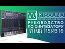Sytrus 15 из 16 Главная закладка (MAIN)