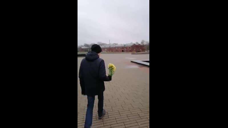 Брестская крепость 24 декабря 2020 г