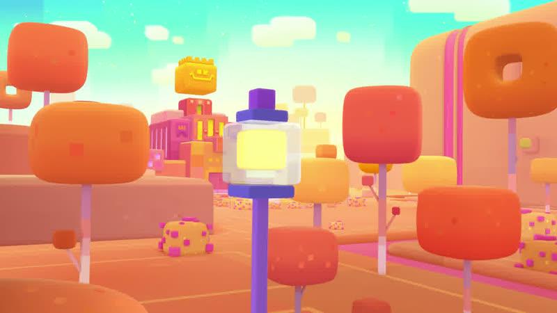 Кубики • 1 сезон • 29 серия Путешествие