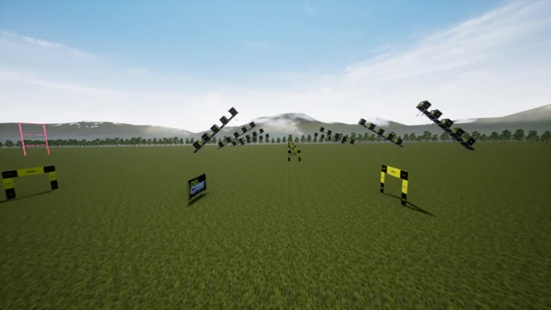 9 Урок Курс Симуляторы Drone Sports Academy
