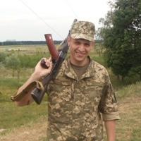 Фотография страницы Коли Рябухи ВКонтакте