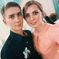 Фотография страницы Макса Деркача ВКонтакте