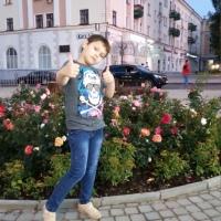 Фотография страницы Матвея Измайлова ВКонтакте
