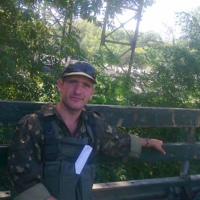 Фотография страницы Олександра Жовтуна ВКонтакте