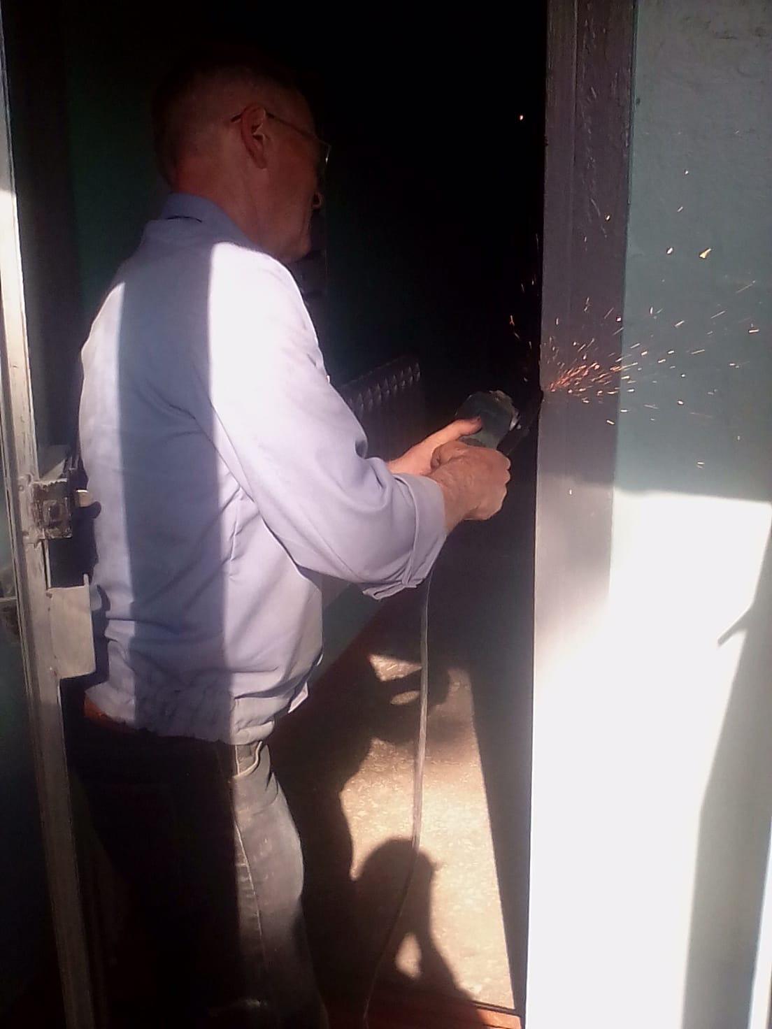 ремонт доводчика улица большева дом 15