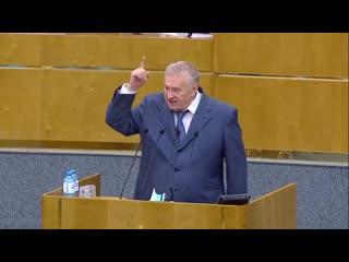 Срочно! Жириновский ПРИГРОЗИЛ Путину РЕВОЛЮЦИЕЙ в ответ на задержание Фургала