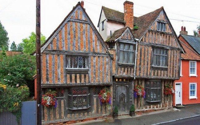 Кривая деревня в Англии, изображение №5