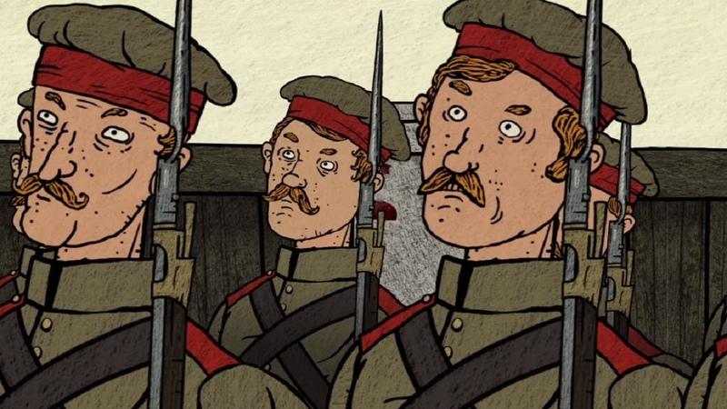 Гора самоцветов Все серии про русского солдата сборник развивающий мультфильм