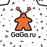 Логотип Настольные игры от GaGa.ru в Самаре