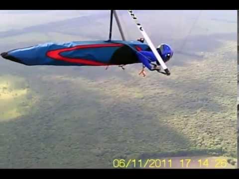 Голдино 11.06.2011 (Дельтаплан - Aeros Discus 13B)