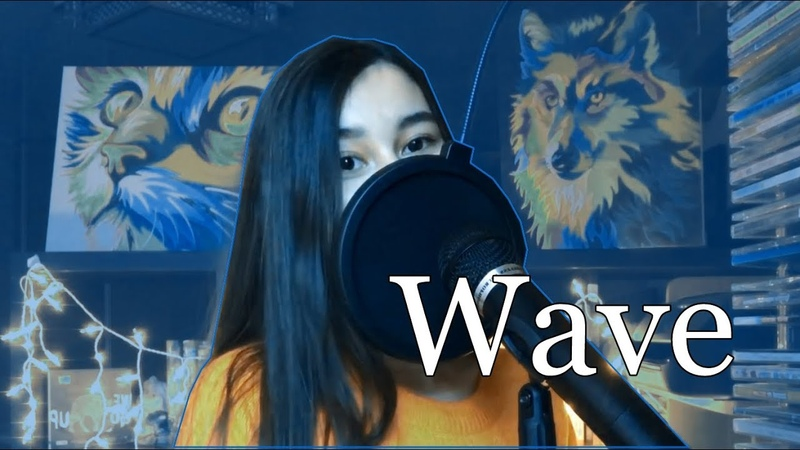 Ateez wave COVER by M I A D