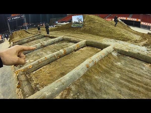 Чемпионат Мира по супер эндуро Будапешт обзор трека Superenduro Hungary 2019