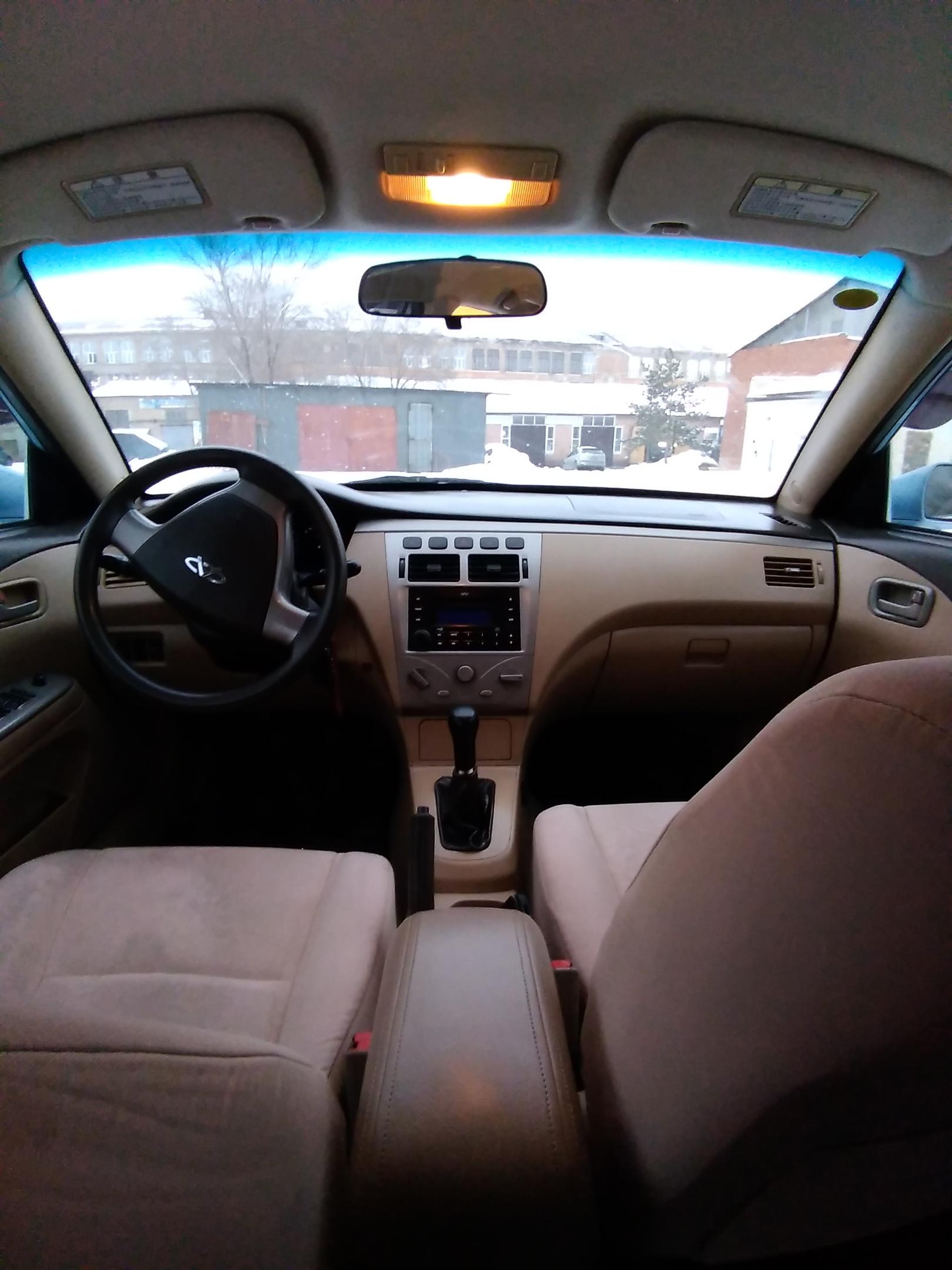Купить Chery Fora A21. 2009г.в. Авто весь в родной | Объявления Орска и Новотроицка №3243