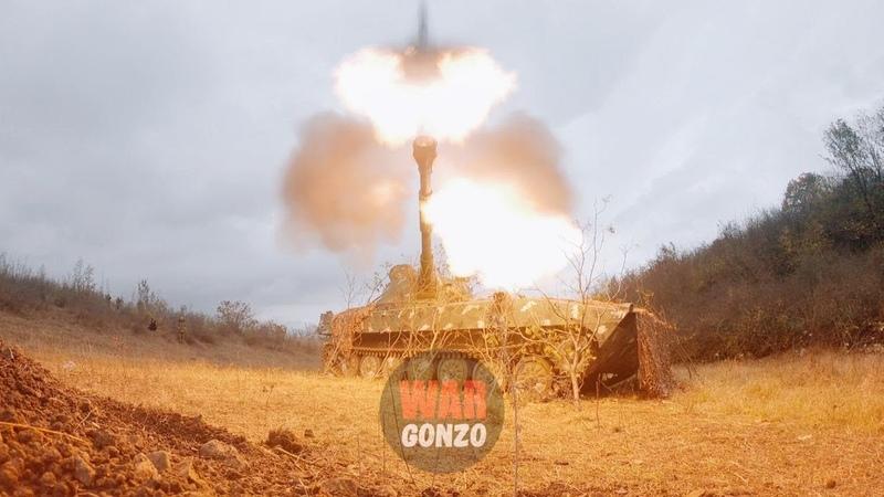 ⚡️ЭКСКЛЮЗИВ⚡️ Гвоздики Арцаха уничтожают азербайджанских диверсантов⚡️