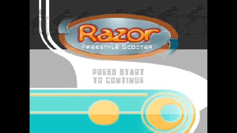 Razor Freestyle Scooter - Nintendo 64 -