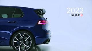 All-New 2022 VW Golf 8 R - First Look l Volkswagen Golf MK8 World Premiere
