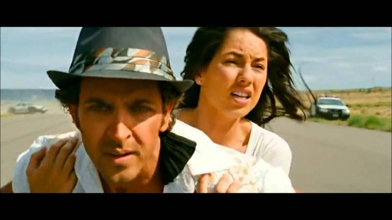 Kites 2010 action scene