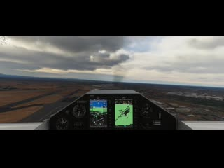 Whats Multiplayer Like in Microsoft Flight Simulator_ (Bush Flying, Storms, Jets)