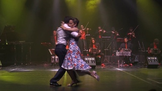 Istanbul-Express Tango Festival 2018 / Serkan Gökcesu & Cecilia Garcia