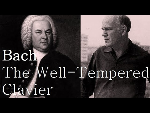 J S Bach The Well Tempered Clavier Book 1 Sviatoslav Richter 1969