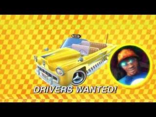 Crazy Taxi: City Rush - Дебютный трейлер: