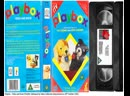 Playbox Video and Book TB1003 Volume 4 VC 1237 Busy Bee and other stories VC 1247 1991 92 UK VHS