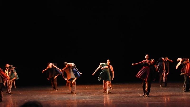 Ballet Igor Moiseyev TANGO DEL PLATA at the Israeli Opera House in Tel Aviv 20 9 19 13 00