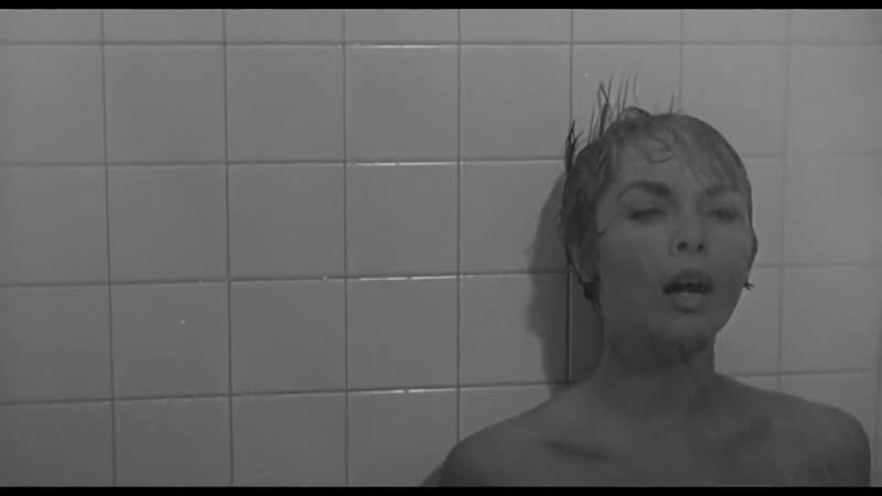 Psycho 1960 dir Alfred Hitchcock Психо 1960 Режиссер Альфред Хичкок