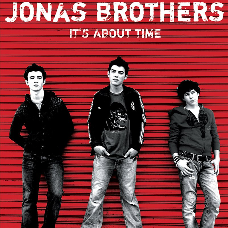Jonas Brothers album It's About Time