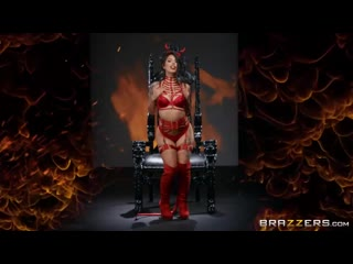 Gina Valentina The Devil Inside Brazzers Sex Anal Latina Big Ass Oil Halloween Doggystyle Missionary Cowgirl Porn Порно