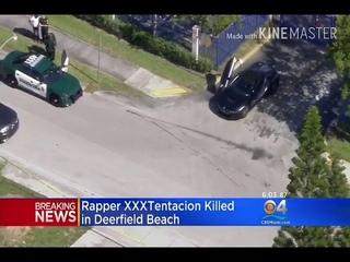 В Майами застрелили рэпера XXTENNTION.убийство.  ПРАВДАилиЛОЖЬ