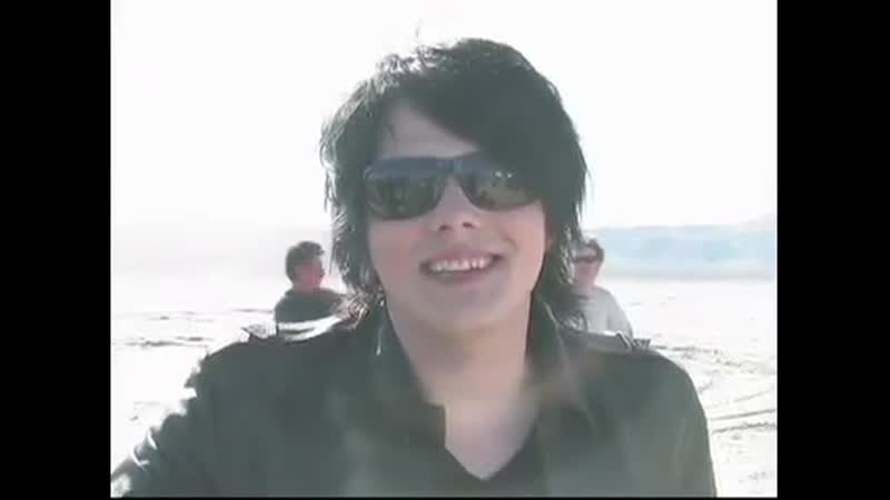 KYOSUKE HIMURO feat. GERARD WAY Safe And Sound ( behind the scenes ) My Chemical Romance 氷室京介