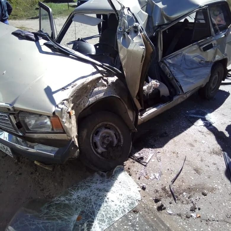 В Петровске в результате ДТП погибла женщина